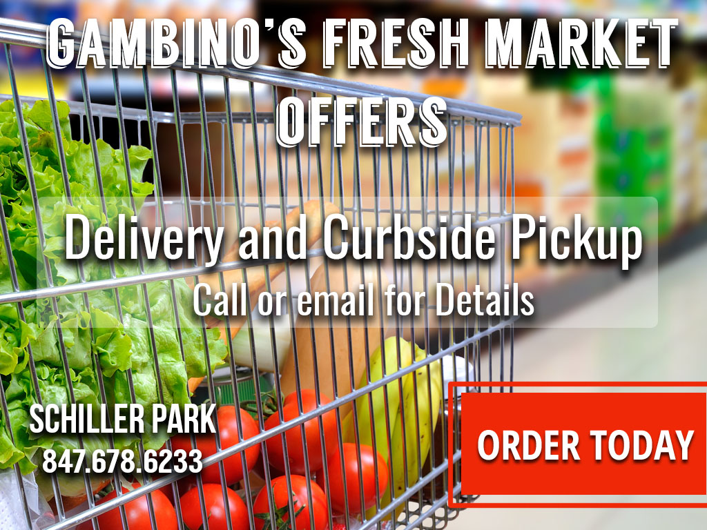 Gambino's Fresh Market Delivery And Curbside Pickup